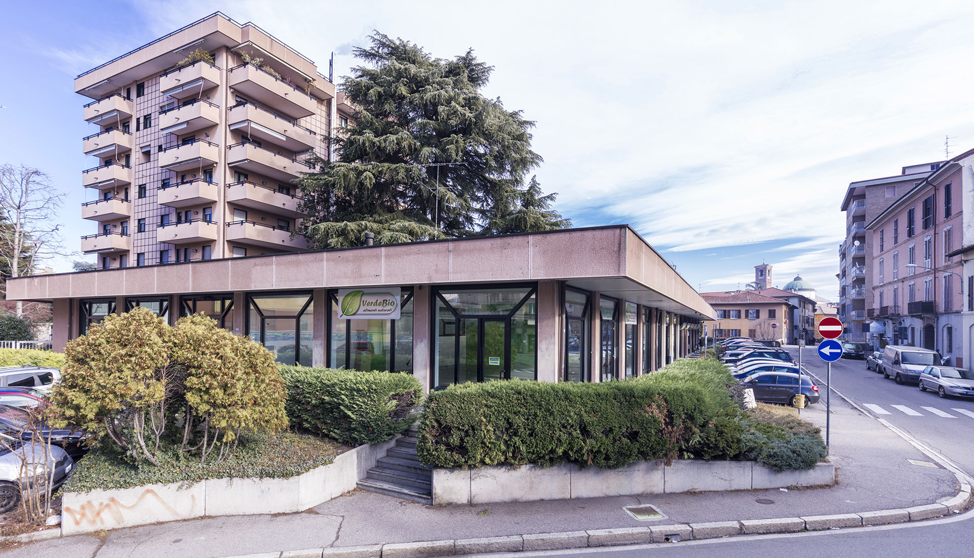 Area Commerciale - Gallarate